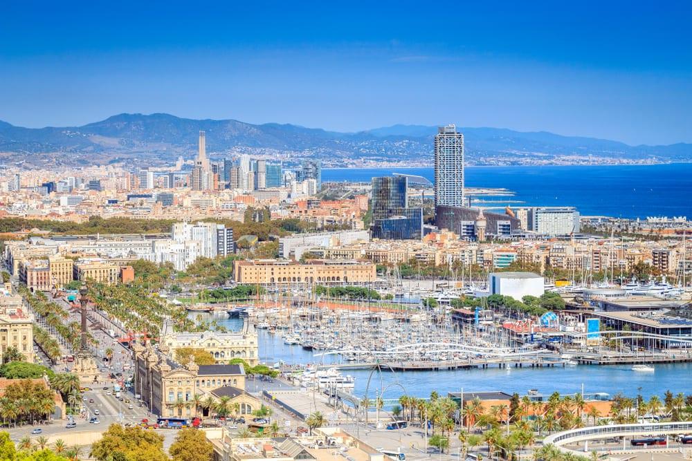 Ssy Yacht Company Barcelona Port Vell