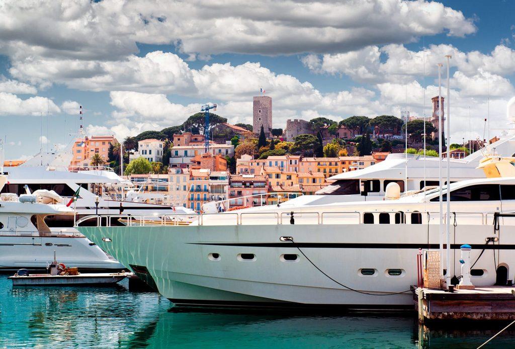 TFWA Cannes Yacht Charter
