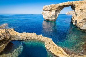 Yacht cruise of Malta