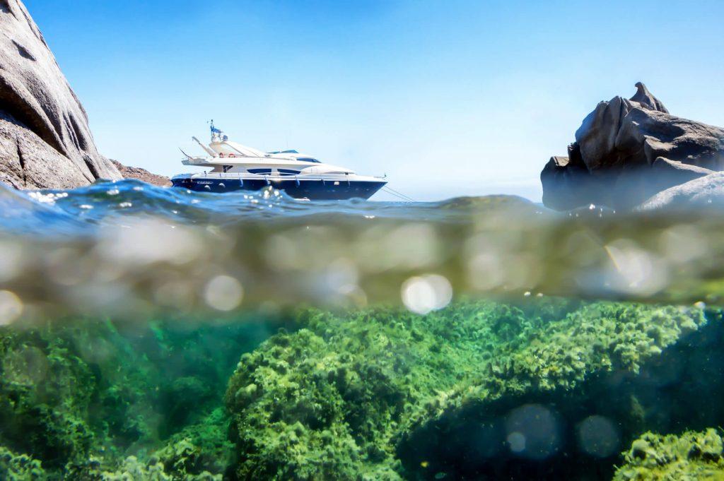 crociera yacht mykonos