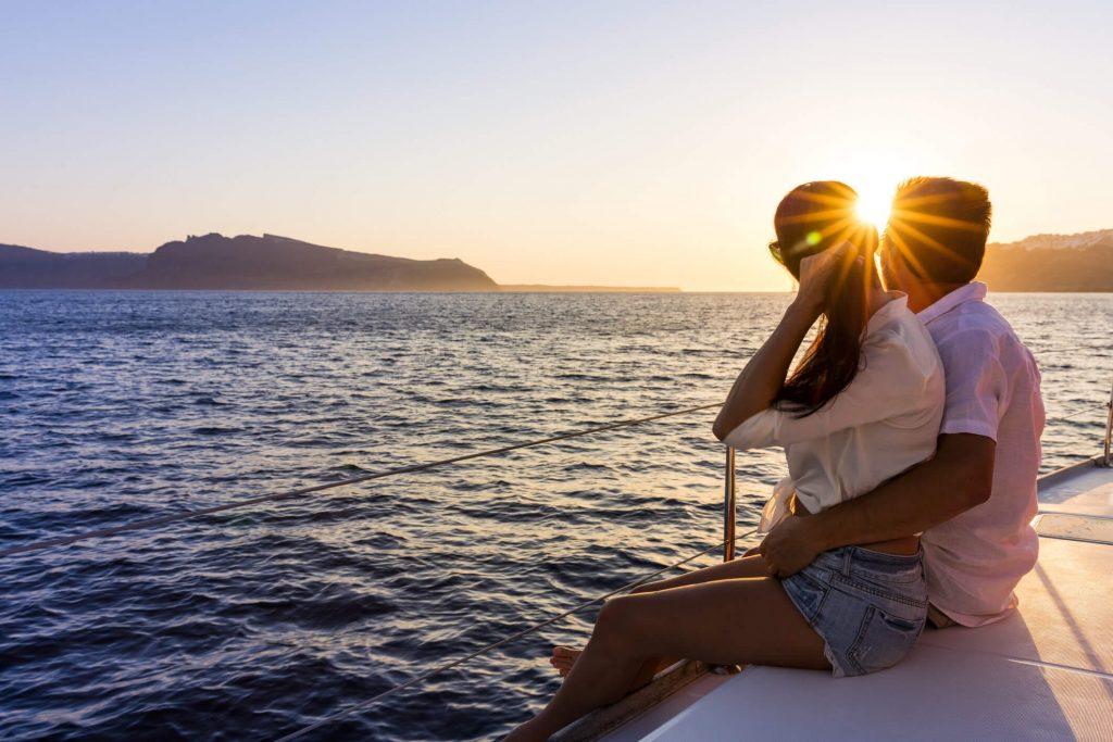 Santorini Mykonos Yacht Charter