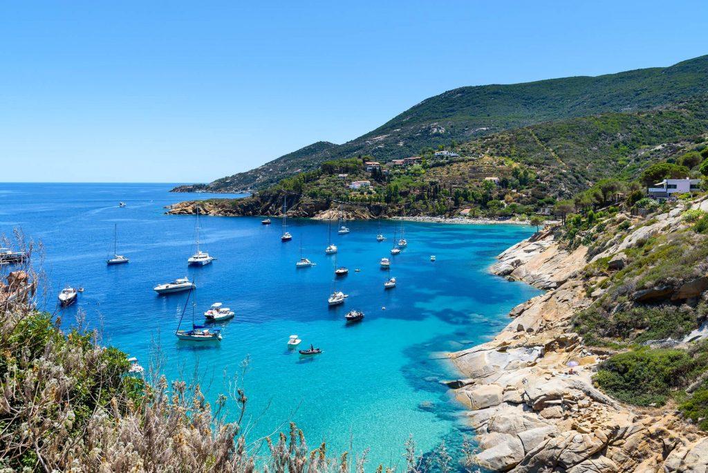 noleggiare yacht lusso toscana