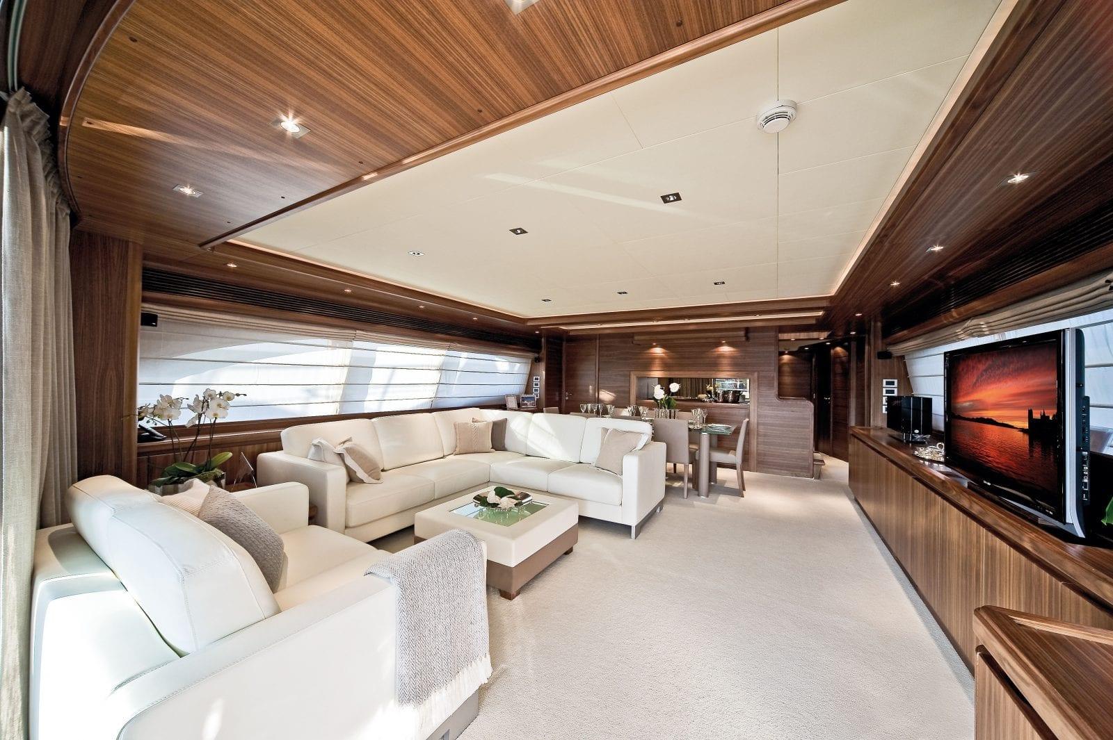 Ethna Motor Yacht Charter 2