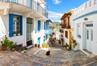 Греция: откройте для себя Спорады на яхте