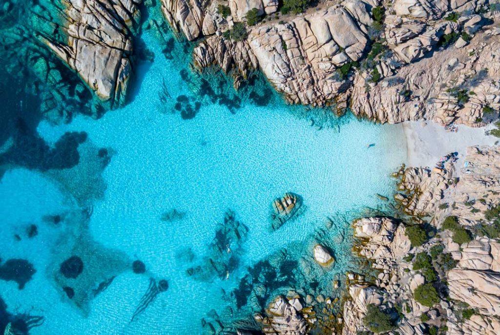 Sardegna in yacht: da Olbia all'Isola della Maddalena