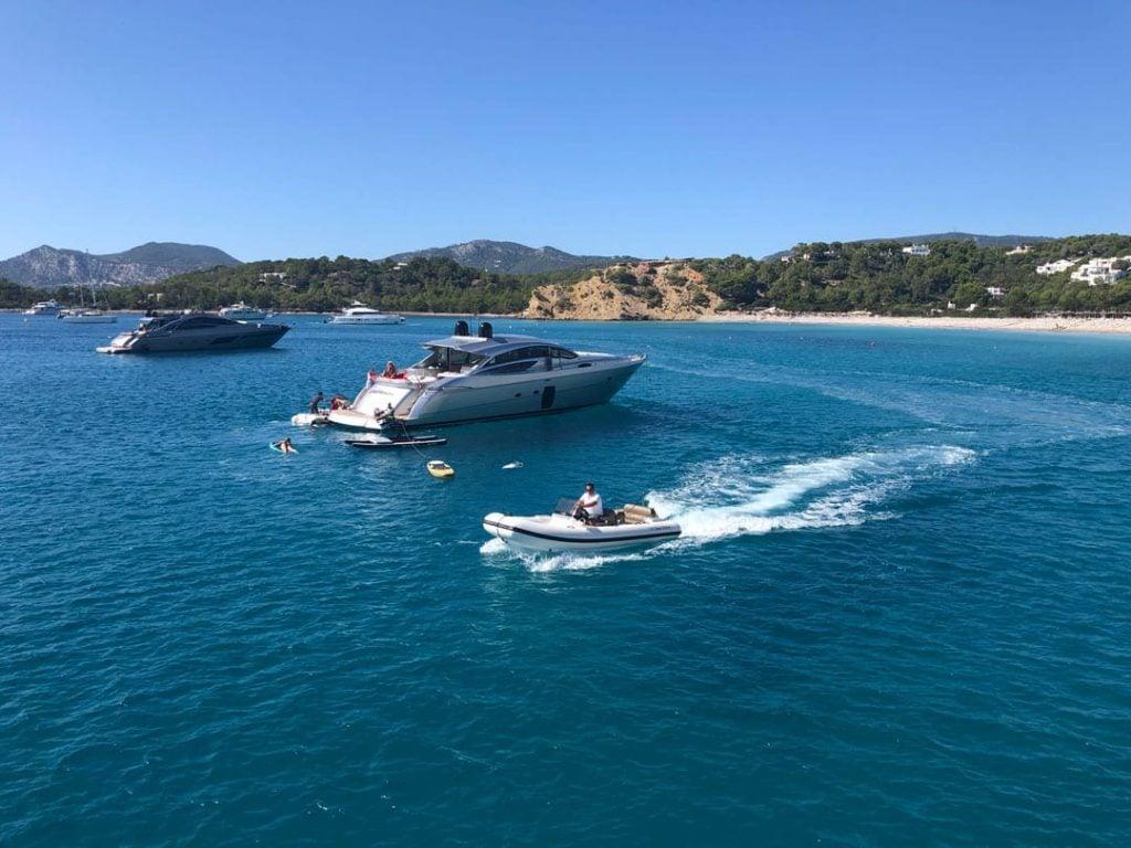Noleggio Yacht Formentera