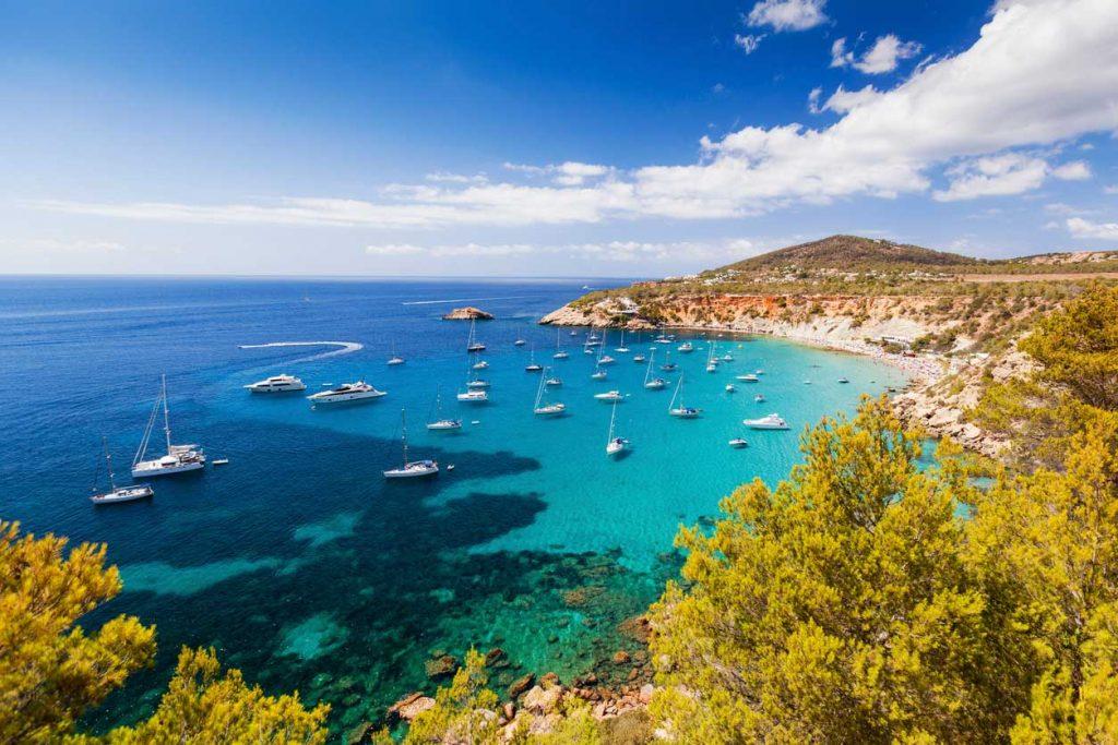 Noleggio Yacht Ibiza