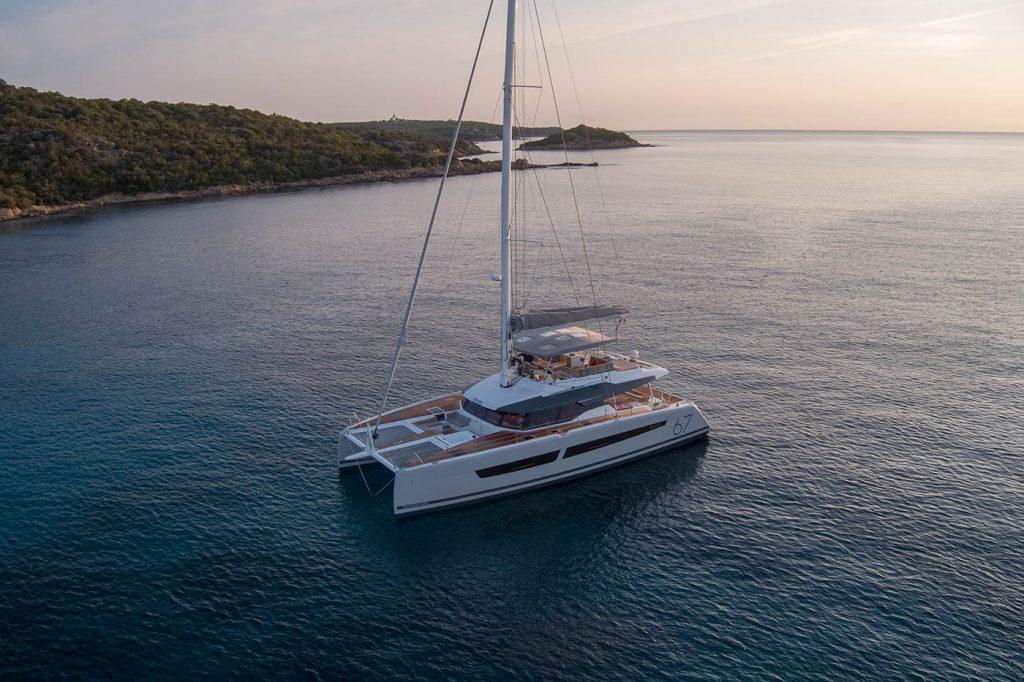 Kimata Catamaran Charter