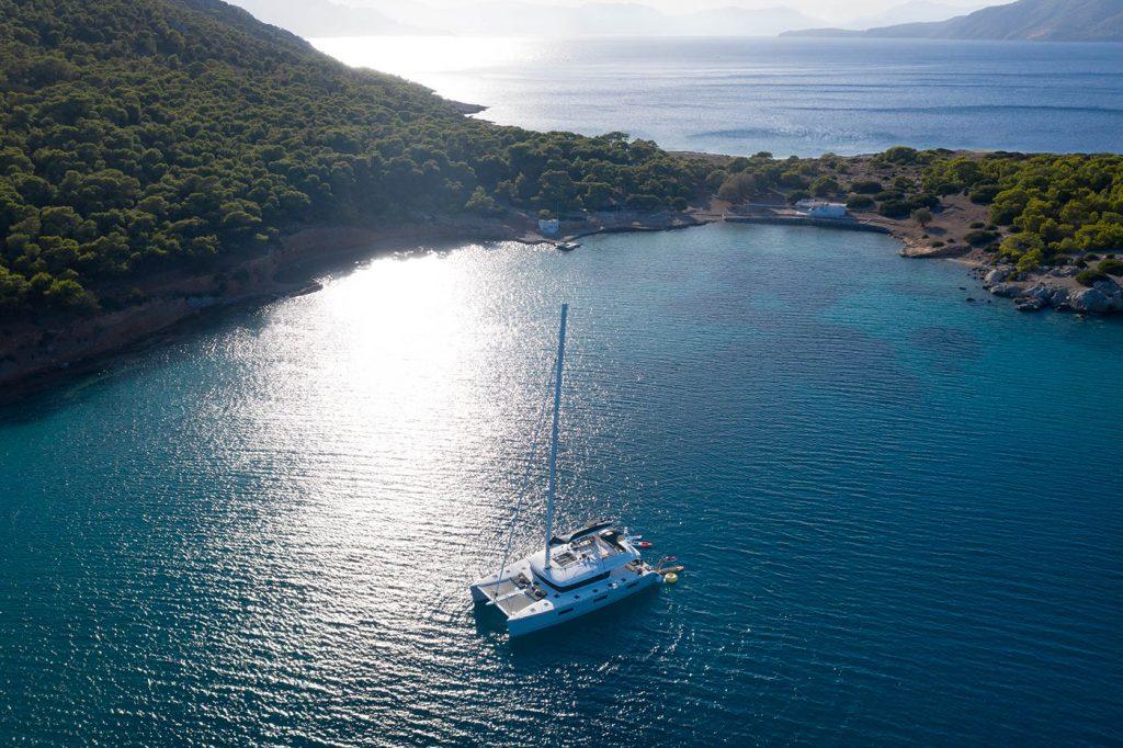 Phantom Catamaran For Charter