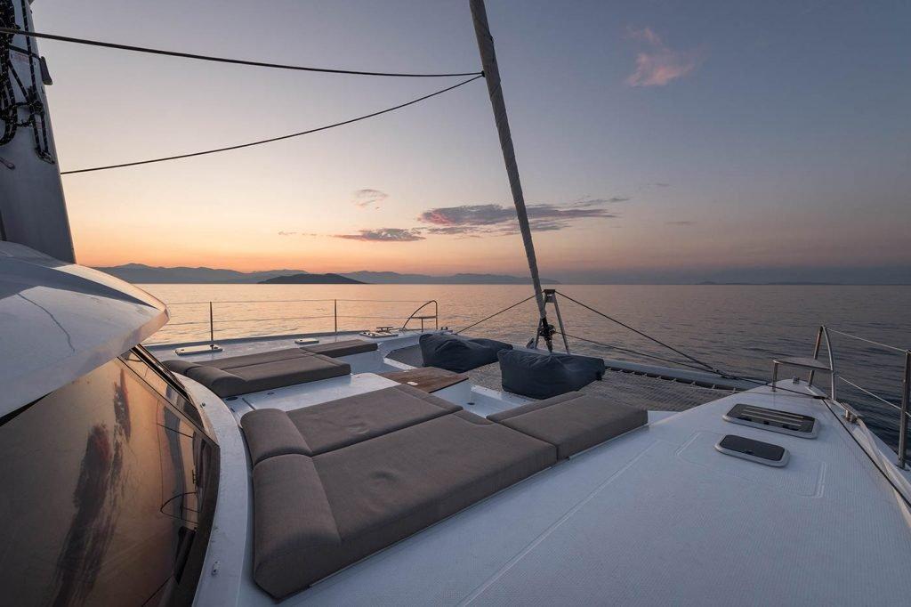 Pi2 Catamaran Charter